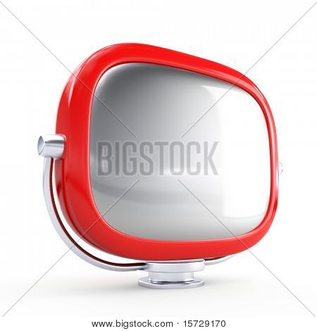 Stylish retro TV. More TV in my gallery
