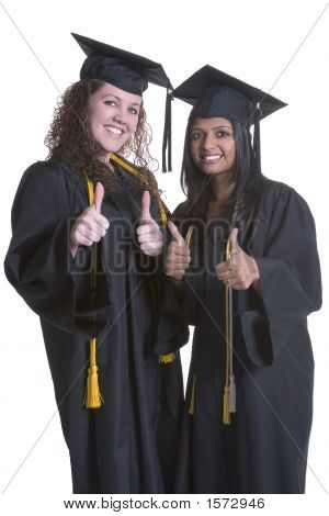 Graduating Girls