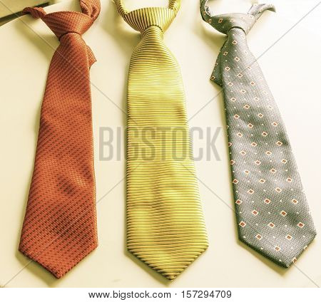 ties; colorful ties; Business; men's ties; personal objects