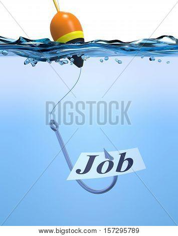 Concept Of Job Offer