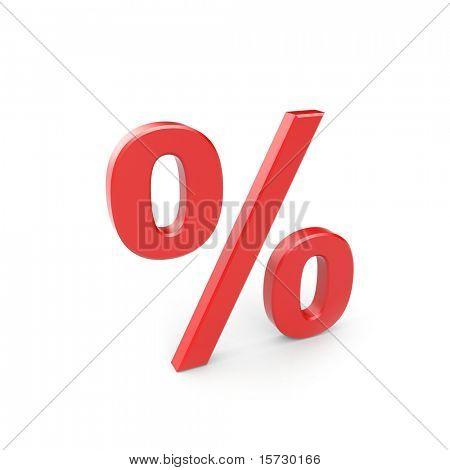 Signo de porcentaje