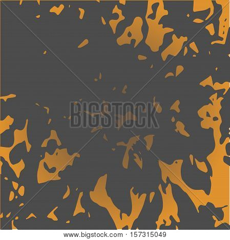 Abstract background reminiscent of Africa. Vecror illustration