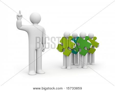 Cooperation and development metaphor