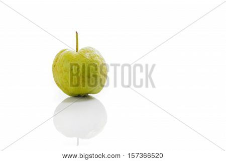 Guava On White Acrylic