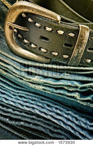 Vintage Denim Clothes