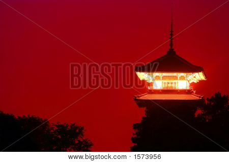 Japanese Tower