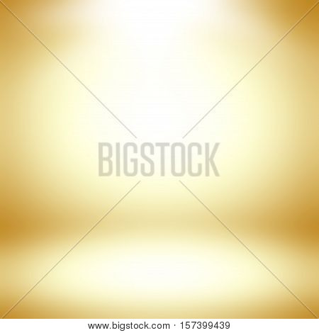 Light yellow background / yellow gradient abstract background