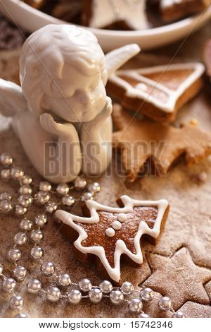 christmas gingerbread