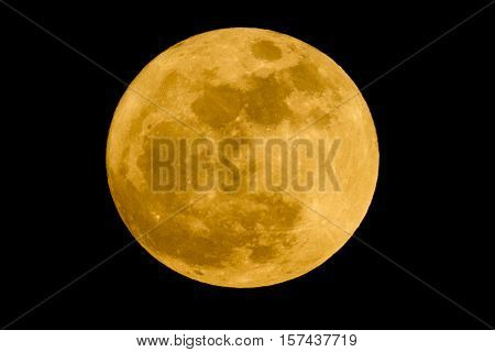 super full moon Nov 14 2016 THAILAND