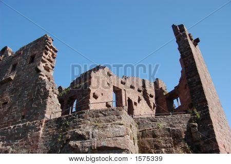 Hohenecken Castle Ruins