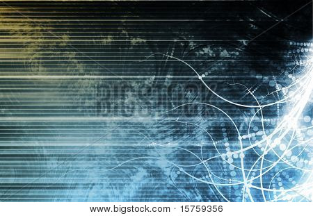 Information Technology Data Network as a Abstract
