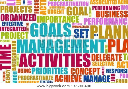 Management of Time and Goals in Business