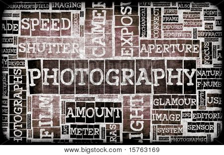 Photography Background as a 101 Creative Abstract