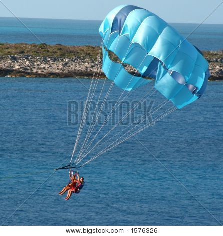 Parasail For Two