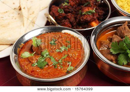 Kashmiri Lamb Curry