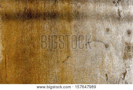 Metal texture, iron metal, rusty metal, abstract metal backgroud, grunge metal, yellow rust