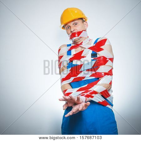 Funny Builder - Manual Worker