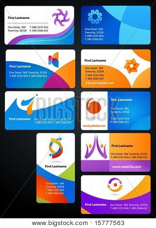 collection of visit cards -2.  To see similar, please visit MY GALLERY