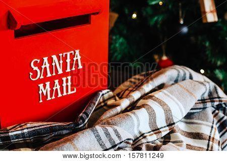 Mailbox To Santa.