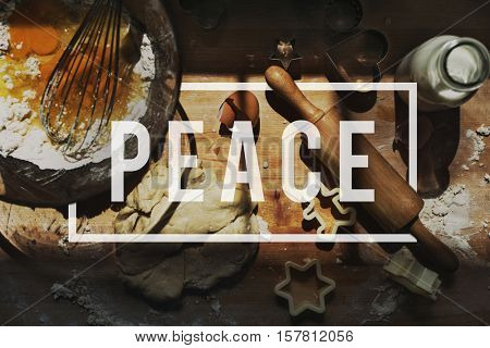 Peace Calm Freedom Quiet Solitude Independence Concept