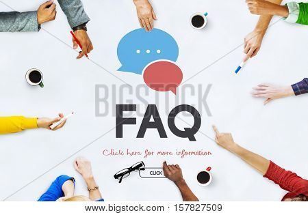 Frequently Asked Questions Solution concept