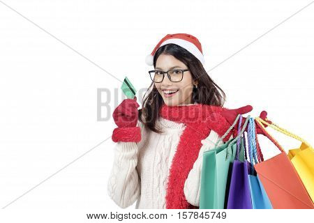 Christmas Shopping. Christmas Sales