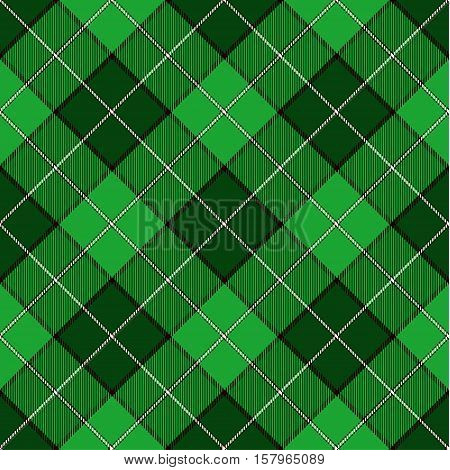 Christmas Tartan Seamless Patterns. Tartan plaid background. Seamless samples for background suitable for Christmas and New Year. Suits for decorative paper well as for hand crafts and DIY