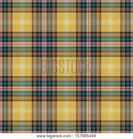 Tartan seamless pattern. Trendy illustration for wallpapers. Tartan plaid inspired background. Suits for decorative paper fashion design and house interior design as well as for hand crafts and DIY