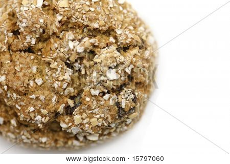 Healthy whole grain bread, close-up. Shallow DOF.