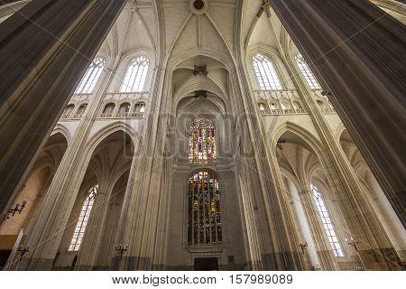 Saint Paul Saint Peter Cathedral, Nantes, France