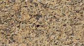stock photo of gneiss  - 1x4ft Sample of Giallo Ornamental Classic Granite - JPG
