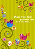 picture of pasqua  - Easter greeting card - JPG