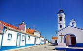 pic of olden days  - Santa susana village alentejo region - JPG