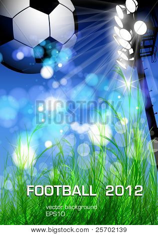 football flyer design