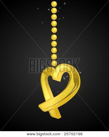 gold set of jewelery