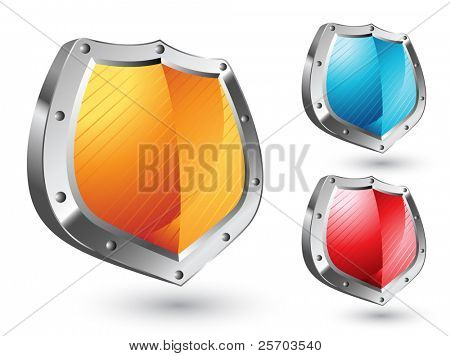 Shields Icon Set