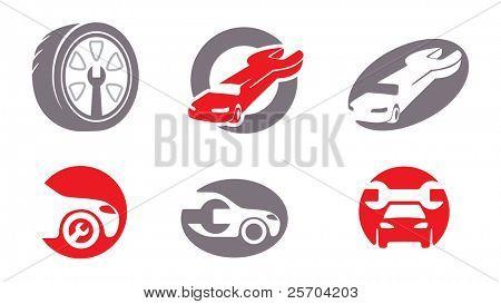 Auto repair elements. Vol. 2