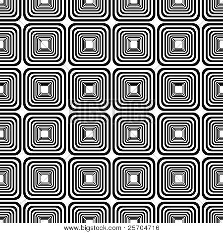 Seamless transparent pattern. Vector.