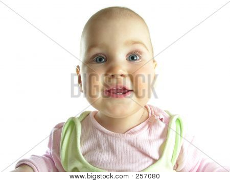 Infant With Four Teeths