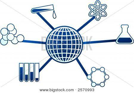 Science Molecule