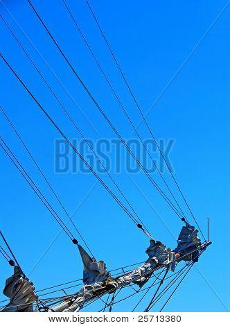 Clipper Ship Bow