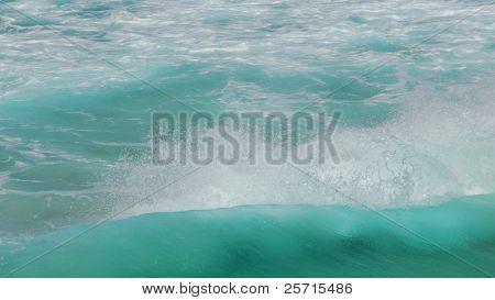 Back Side of Big Wave