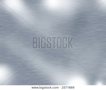 Brushed Steel Background