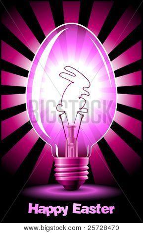 Easter bulb 4