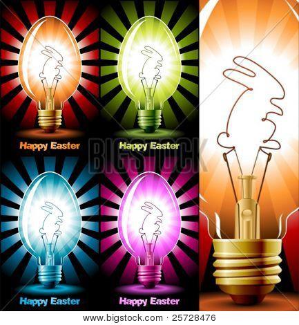Easter bulb set