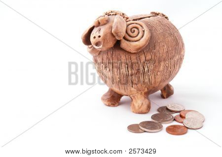 Old Piggy Bank