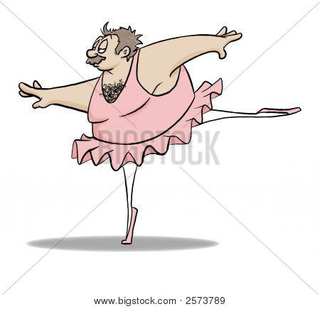 Ballarina Dude