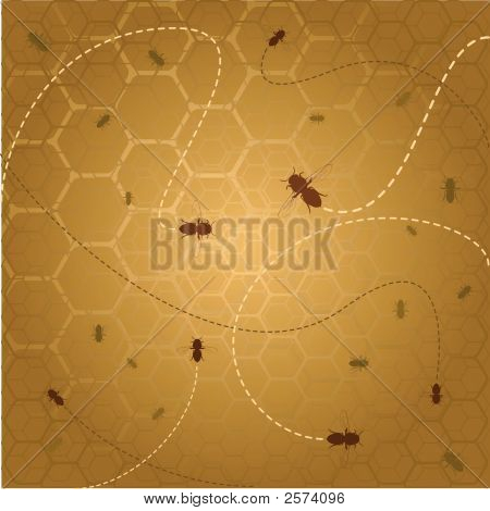 Background_Bees