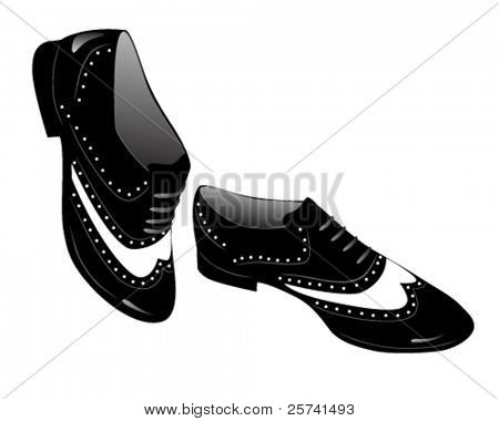 Gangster shoes