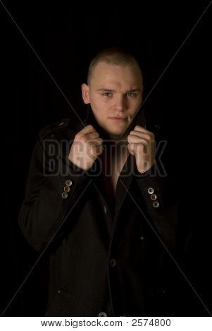 The Bald Guy In A Coat Ii